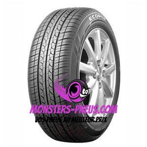Pneu Bridgestone Ecopia EP25 175 65 15 84 H Pas cher chez Monsters Pneus