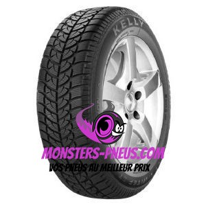 Pneu Kelly Winter ST 145 70 13 71 T Pas cher chez Monsters Pneus