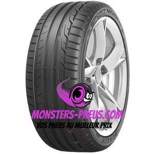 Pneu Dunlop Sport Maxx RT 335 25 22 105 Y Pas cher chez Monsters Pneus