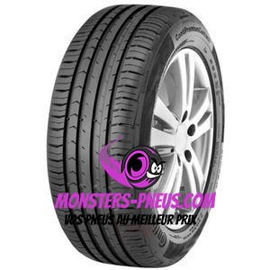 pneu auto Continental ContiPremiumContact 5 pas cher chez Monsters Pneus
