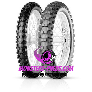Pneu Pirelli Scorpion MX Extra X 80 100 21 51 M Pas cher chez Monsters Pneus