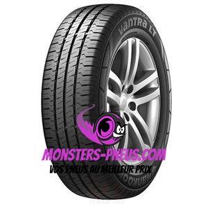 Pneu Hankook Vantra LT RA18 195 0 15 106 R Pas cher chez Monsters Pneus