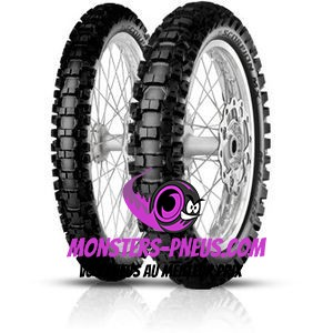 Pneu Pirelli Scorpion MX MID Hard 554 90 100 21 57 M Pas cher chez Monsters Pneus