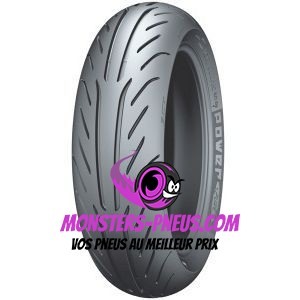 Pneu Michelin Power Pure SC 110 70 12 47 L Pas cher chez Monsters Pneus