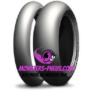 Pneu Michelin Power Slick 12 60 17   Pas cher chez Monsters Pneus
