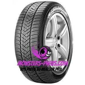 Pneu Pirelli Scorpion Winter 285 45 19 111 V Pas cher chez Monsters Pneus