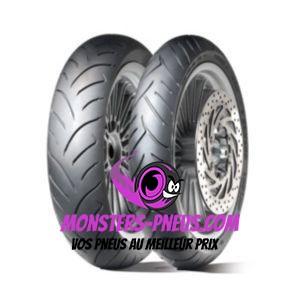 Pneu Dunlop Scootsmart 3 0 10 42 J Pas cher chez Monsters Pneus