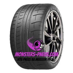Pneu Dunlop Sport Maxx Race 305 30 19 102 Y Pas cher chez Monsters Pneus